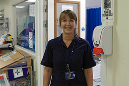 New emergency surgery nurse - Read the article