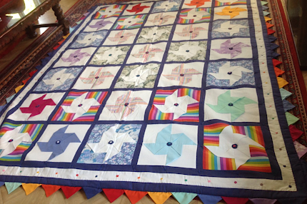 News Article - Quilt - Click here to find out more